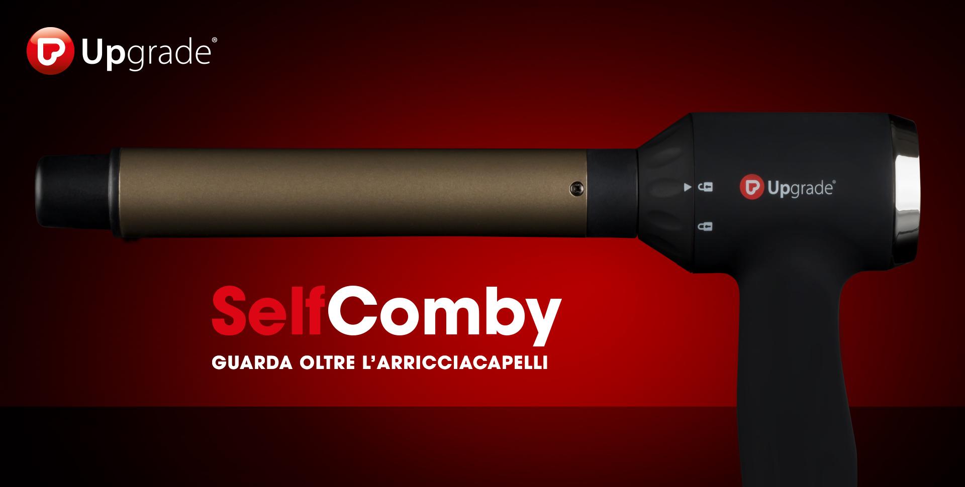 SELF COMBY, OLTRE L'ARRICCIACAPELLI