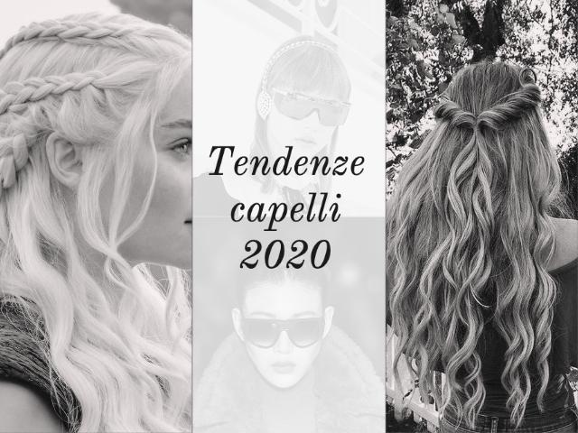Tendenza capelli 2020