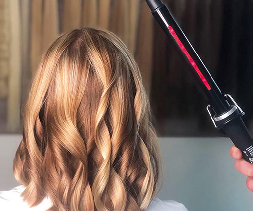 Infra Curl curling iron